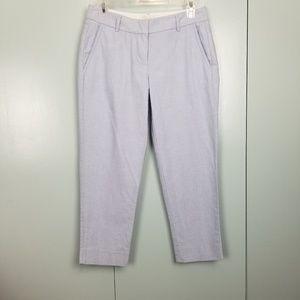 J.Crew light blue skimmer pants size 2P -C9